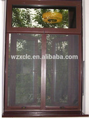 Custom rollup fly screen windows retractable screens retractable fly screens for doors and windows on China WDMA