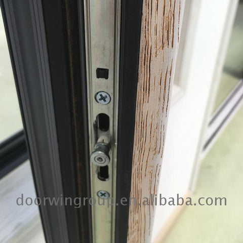 Custom size hurricane impact windows prices cost and doors on China WDMA