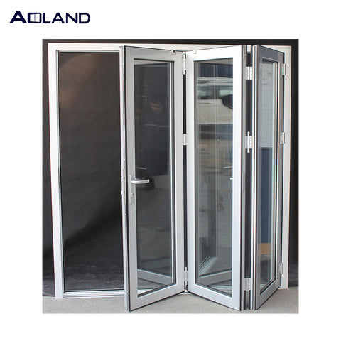 Customize soundproof bifold doors window for bathroom on China WDMA on China WDMA