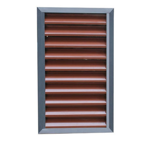 Customized Aluminium Louver Windows Price Of Glass Louver Easy Install on China WDMA
