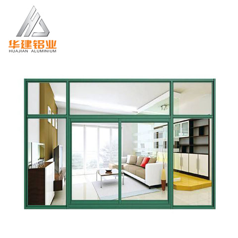 Customized Aluminium Sliding Windows and Door with Aluminum Window and Door Frame Profiles on China WDMA