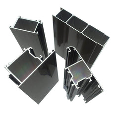 Customized Extrusion Aluminum Profile for Door and Window on China WDMA