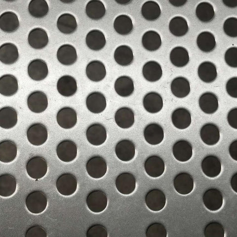 Customized galvanized stainless steel mesh plate high quality perforated screen Factory sale perforated metal screen door on China WDMA