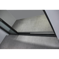 Customized high quality aluminum frame sliding glass door for house or business