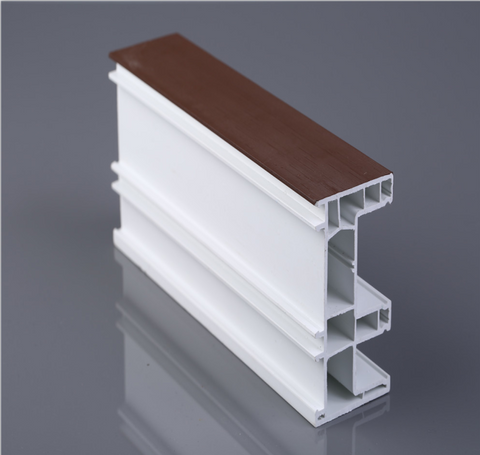 Customized size pvc casement window with high-quality material on China WDMA