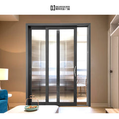 DJYP D100B Hot sale new product customized modern type marine aluminium lift sliding door from china supplier on China WDMA