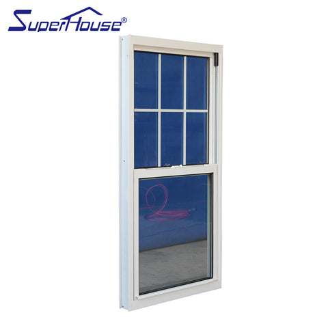 Decoration grill design bule tint tempered glass aluminium lift sliding windows on China WDMA