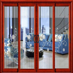 Design Interior Commercial Aluminum Handle Powder Coated Color Window Door Sliding Windows For South Africa
