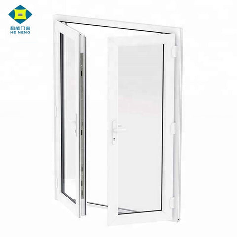 Directly From Factory PVC French Style Residential Entry Doors on China WDMA