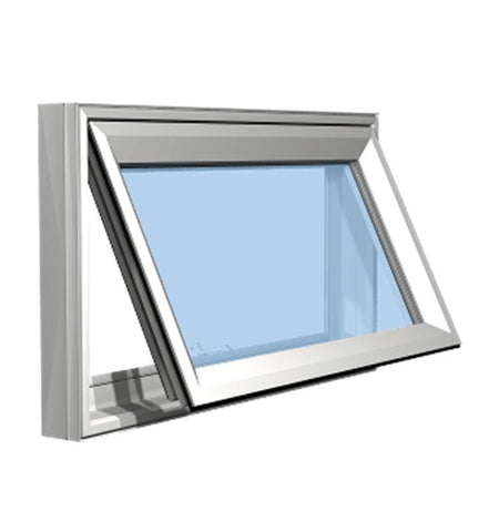 Diy aluminium window frames industrial windows with double hung window opener on China WDMA