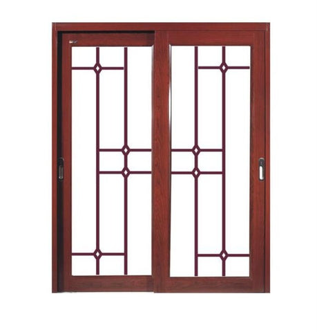 Doors garage sliding security interiors glass aluminum door folding high speed exterior for sale main entrance design on China WDMA