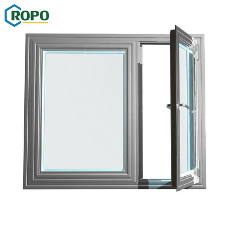 Double Glaze French Casement Aluminum Frame Glass Window,Australian Standard House Cheap Aluminum Double Glaze Windows on China WDMA