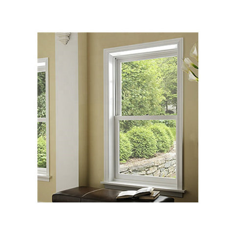Double Glazed Electric Single Hung Sash Window on China WDMA