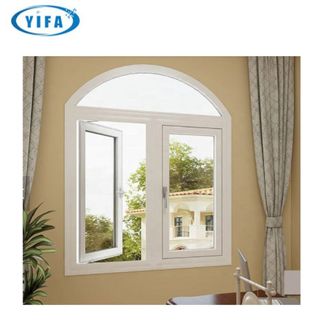 Double Pane Double Glazed Windows Aluminum Jalousie Black Casement Window Single Hung Aluminum Window on China WDMA