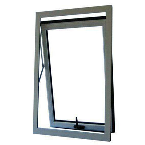 Double Pane Double Glazed Windows Aluminum frame hung window on China WDMA
