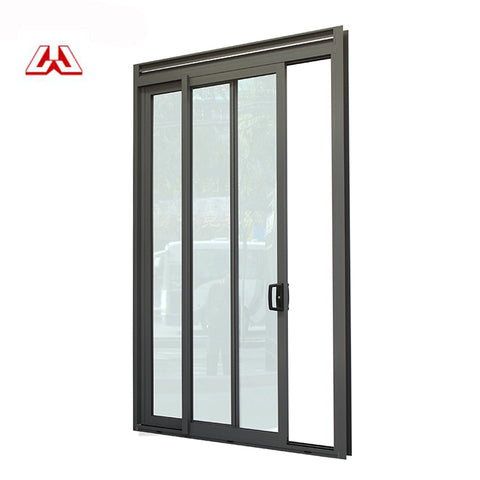 Double Tempered Glass Contemporary Interior Doors French Front Doors Aluminum Doors For Homes on China WDMA