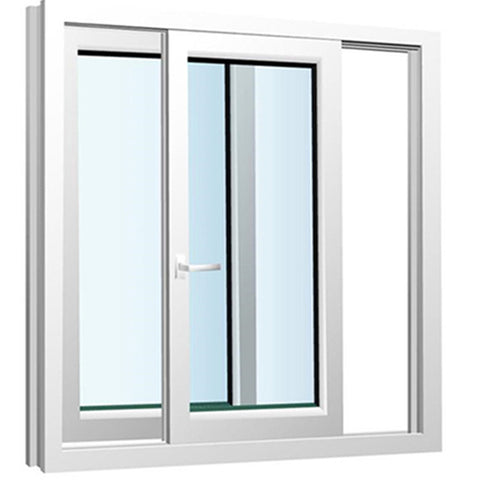 Double glazed residential sliding philippines aluminium window and door on China WDMA