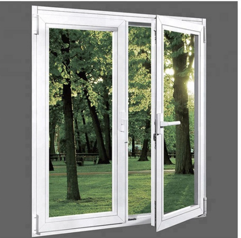 Double tempered glazing main single door designs for home,casement door designs for sri lanka on China WDMA