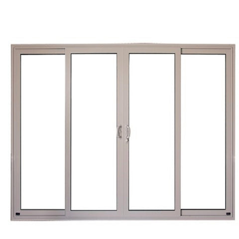 Easy Installation Aluminum Window With Roller Shutter Aluminum Alloy Window on China WDMA