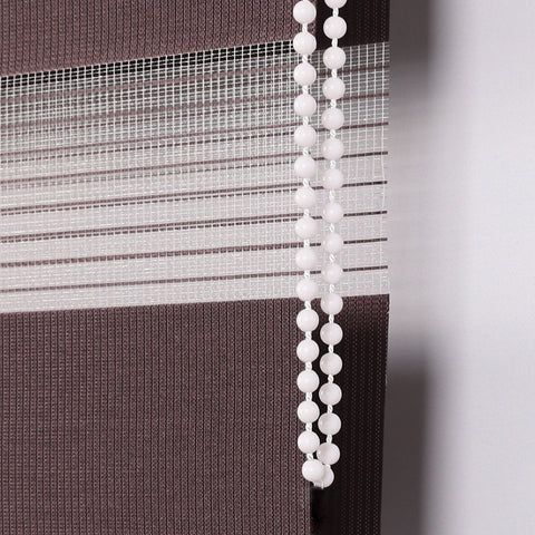 Easy to Be Mounted Zebra Roller Blinds for French Doors on China WDMA