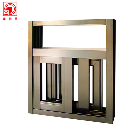 Economic Used Windows And Doors,Aluminium Slide Window With Australia Standard on China WDMA