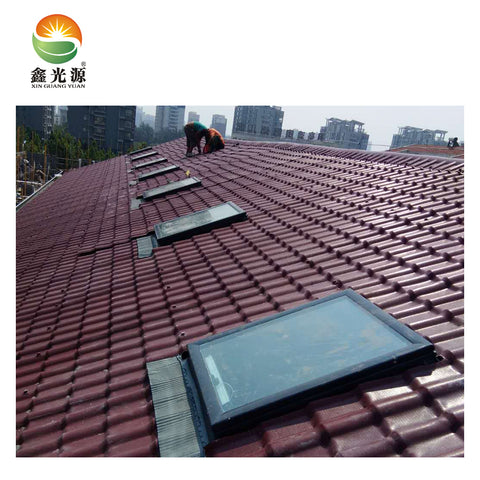 Electric aluminium automatic roof window skylight on China WDMA