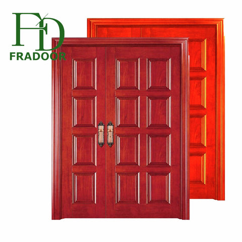 Elegent Double Widely Used Exterior French Doors For Sale on China WDMA