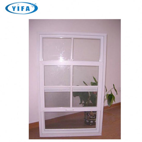 WDMA Best Selling 60x48 Windows - End Year Promotion 36x60 Double Hung Window With Low Price
