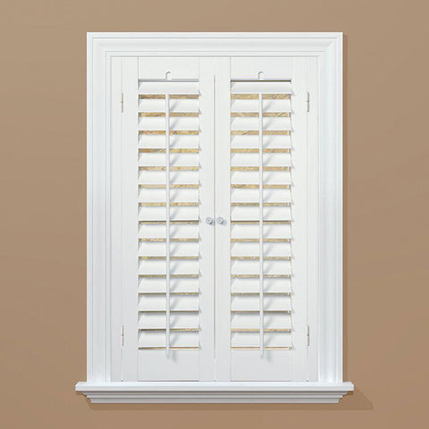 European style chinese cheapest plantation shutters for sliding doors on China WDMA