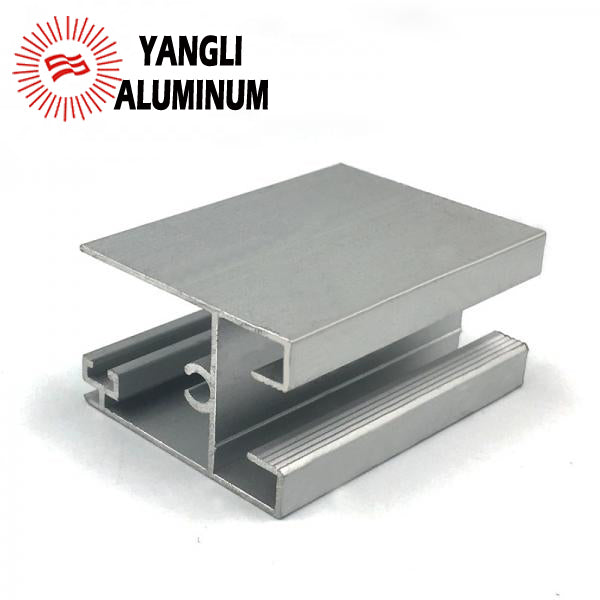 Extruded building material window frame aluminum extrusion profile on China WDMA