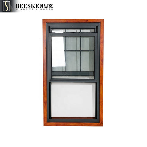 Factory Sales Interior Insulation Lighting Aluminum Vertical Up Down Lift And Slide Patio Glazed Window on China WDMA