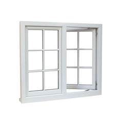 Factory Supplier Economic Casement Windows Crank Out Triple Pane Replacement Windows on China WDMA