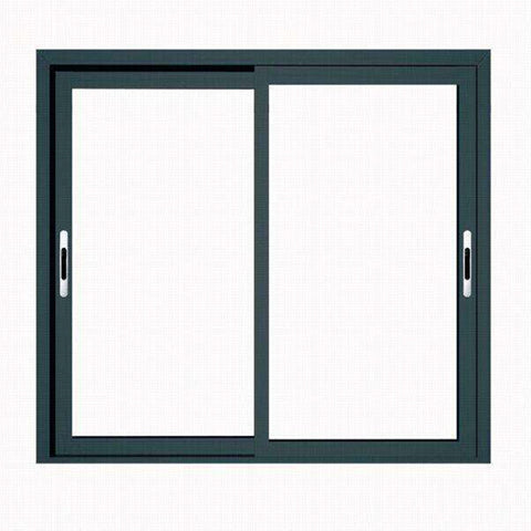 WDMA Noise Reduction Window - Factory Supplier aluminium frame soundproof bedroom noise reduction glass windows