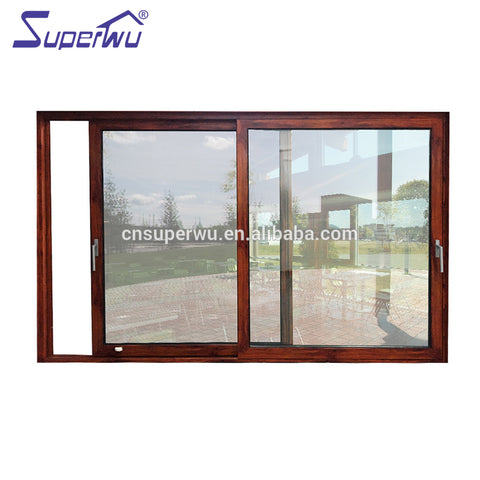 Factory Supplier sliding shutter door insect screen window and glass doors to as2047 on China WDMA