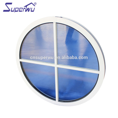 Factory direct sale fixed round window on China WDMA