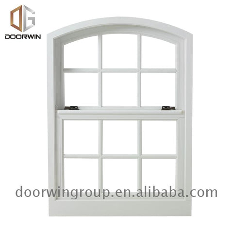 Factory direct supply difference between casement and double hung windows vs cost top with sgs as1288 on China WDMA