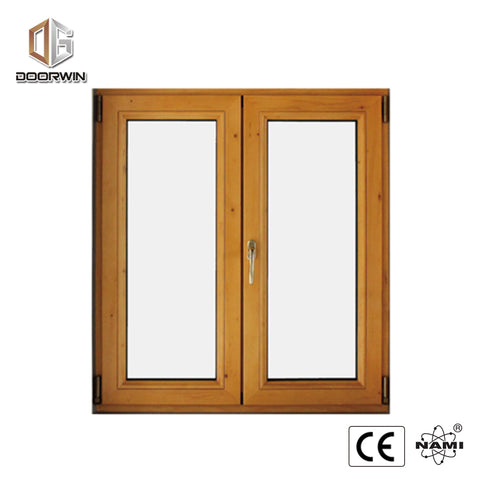 Factory hot sale whats a casement window what is sash on double on China WDMA
