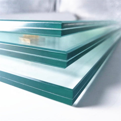 Factory large size flat dupont sentryglas cost per square foot laminated glass UNBREAKABLE WINDOW GLASS on China WDMA