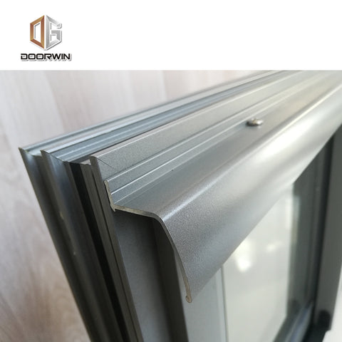 Factory outlet cost of aluminium sliding windows complete commercial interior on China WDMA