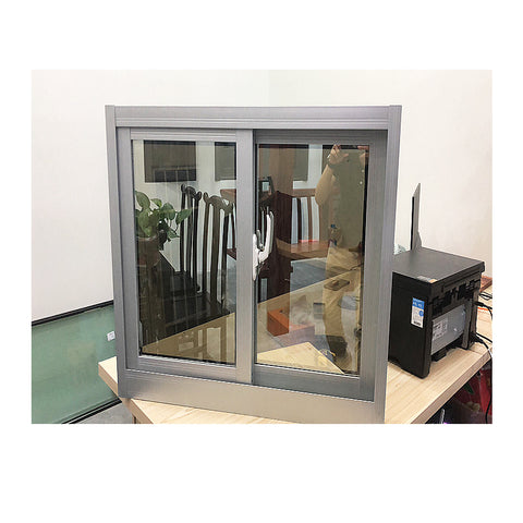 Factory outlet low price aluminum alloy sliding window bathroom sliding windows on China WDMA