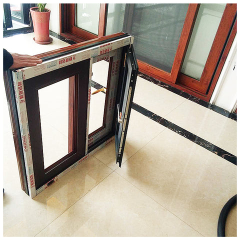 Factory price custom casement window double glazed cheap casement windows on China WDMA