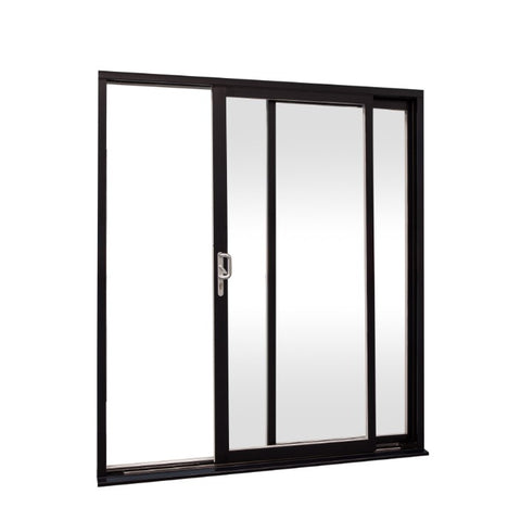Factory sale aluminum gliding door aluminium anti-theft doors on China WDMA