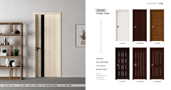 Factory supply popular fitting design barn sliding room steel door on China WDMA