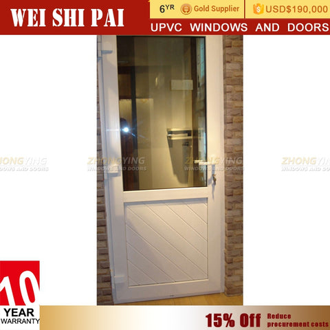 Fancy Exterior Accordion Bathroom Doors , Dutch Modern Lowes French Exterior 24 48 Inches Exterior Doors on China WDMA