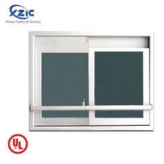 Fancy steel window grill design price philippines fire rated windows
