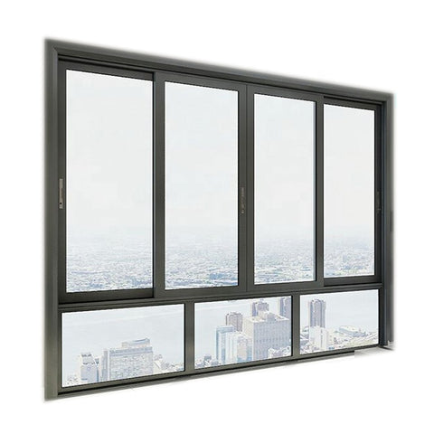 Fashion Beautiful Home Door Supplier Aluminium Alloy Frame Sliding Double Glass Window Price Philippines on China WDMA