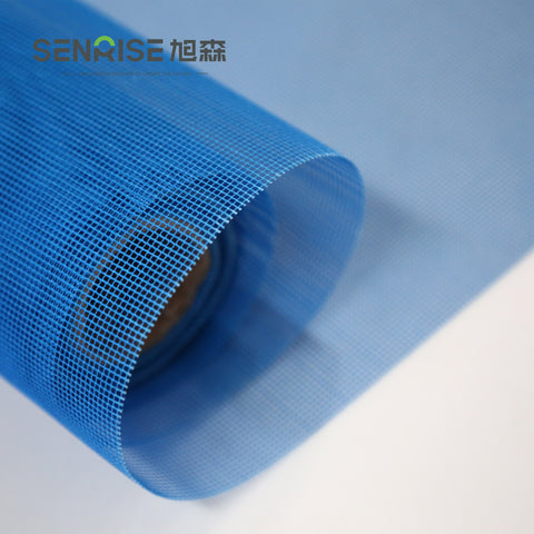 Fiberglass Mesh Black Colored Window Screen Netting / Roller Mosquito Nets For Windows on China WDMA