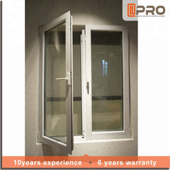 Flexible Easy Security Simple Cheap Australian Standard Aluminium Glazing Profiles Tilt And Turn Windows on China WDMA