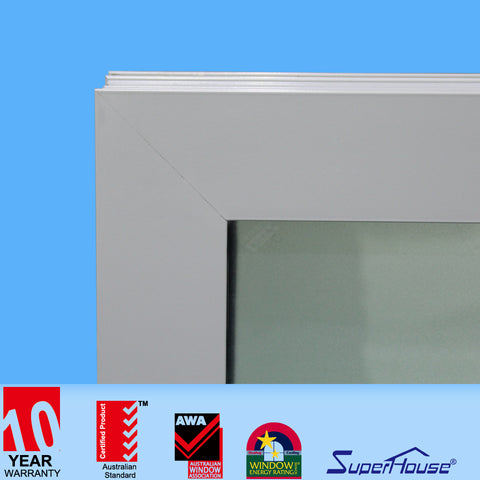 Florida/Bahamas storm resistant windows with Miami approved on China WDMA