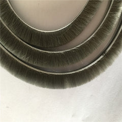 For Aluminum Sliding Door And Window Wool Pile Weather Strip, Strip Brush on China WDMA